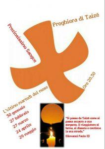 Preghiera di Taizé