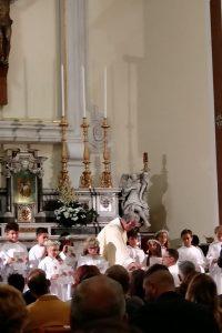 Prime Comunioni in Parrocchia