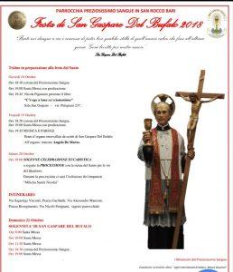Festa di San Gaspare Del Bufalo