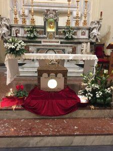 Le Reliquie di S.Maria De Mattias