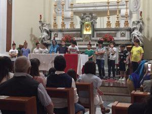 Pentecoste in Parrocchia