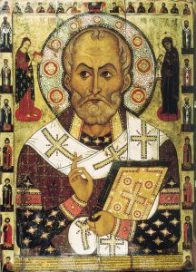 Celebrazione eucaristica per la solennità di San Nicola