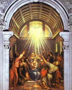 Diretta streaming della Santa Messa nella Solennità di Pentecoste