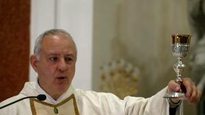 Santa messa nel ricordo dell'Ordinazione Sacerdotale del Parroco