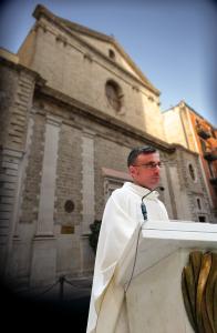 Santa Messa d'insediamento del nuovo Parroco. Diretta streaming del 10 ottobre 2021