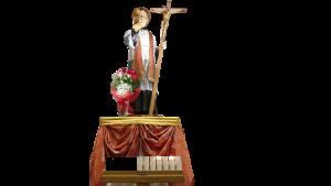 Solennità di San Gaspare del Bufalo. Diretta streaming della Santa Messa Solenne.